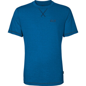 Jack Wolfskin Crosstrail T-Shirt Herren electric blue